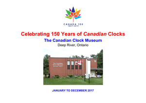 <b>The museum&#039;s CANADA 150 project POSTER</b>